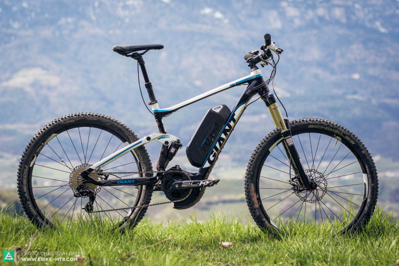 E Mountainbike Grouptest Giant Full E 0 Review E Mountainbike