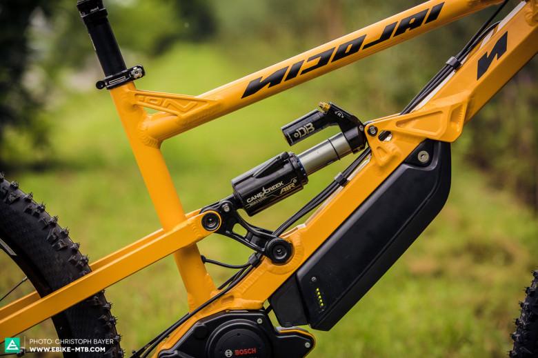 Massive The New Nicolai Ion 16 E Boxx 2 E Mountainbike Magazine